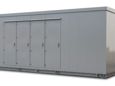 Control & Switchgear Enclosures